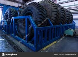 100 Huge Trucks Tires Giant Dump Stock Photo Nikolaskus 222551338