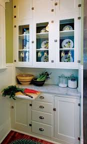 Glass Doors Knook 1940s Kitchen Butlers Pantry Love The Marble Countertop