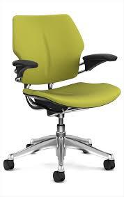 freedom task chair aluminium frame office furniture scene