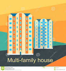 Multi-Family House Design Flat Stock Vector - Image: 63632097 Multi Family House Plans India Plan 2017 Mayfield Designs Multifamily Homes Apartments Compound Home Plans Home Most Beautiful Ding Room Interior Igf Usa Architectural Luxury Idea 7 Triplex Homeca 3d Cut Section Design Of By Yantram Basics Organic Architecture 69111am Hillside Metal Deck Railing Mornhomedesign Exterior Rendering