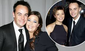 Lisa Armstrong blasts online troll about Ant McPartlin