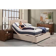 Reverie 7S Adjustable Bed With Regard To Beds Frames Decor 6 Split