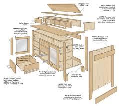 flat screen tv lift cabinet woodsmith plans