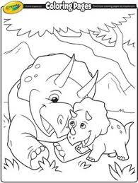Celebrate With This Tyrannosaurus Rex Coloring Page