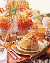 Casual Kitchen Table Centerpiece Ideas by 14 Thanksgiving Table Decorations Table Setting Ideas For