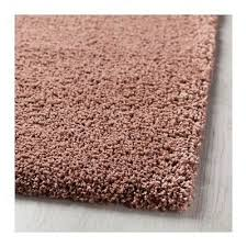 ikea adum teppich 170x240cm rosa ebay