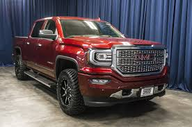 Used Lifted 2016 GMC Sierra 1500 Denali 4x4 Truck For Sale - 39455 2015 Gmc Sierra 1500 Oe Performance 150 Rough Country Lowered 5f 7r Truckforsale 2016 Gmc Denali Customlifted Call Or Used 2500hd 4x4 Truck For Sale In Statesboro 2018 Raleigh Nc Wake Forest New Hd Smart Capable And Comfortable Trim Accounts Roughly Half Of Retail Sales Gm Brand New For Sale In Medicine Hat Ab 2011 3500 Lifted Dually Trucks Cars Suvs Trucks Sudbury Crosstown Chevrolet Nsm Sle Near Fort Dodge Ia