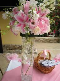 Mesmerizing Pictures Of Pink And White Wedding Centerpiece Decoration Design Ideas Great Accessories For