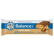 Balance Bar Cookie Dough Single 176 Oz