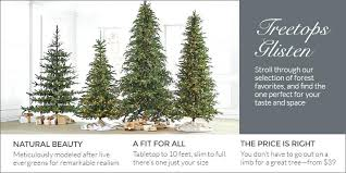 Flocked Slim Pre Lit Christmas Tree Great Treetops Glisten With Trees