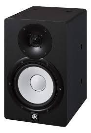 Amazon.com: Yamaha HS7 100-Watt Series Monitor, Black: Musical ...