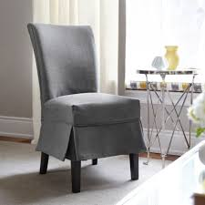 Grey Dining Room Chair Covers Table Sets With Chairs On