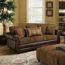 American Furniture Manufacturing Sofas Isle Tobacco 5853 6370 Sofa