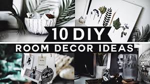 10 DIY Room Decor Ideas For 2017 Tumblr Inspired Minimal Affordable