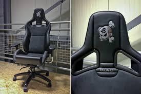 ken block s recaro racing seat office chair ken block