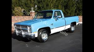 100 Chevy Pickup Trucks For Sale 1987 Silverado Short Bed For Sale Old Town Automobile In