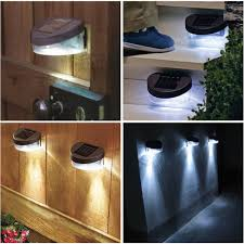 lights solar outdoor wall lights powered mounted top of warisan