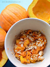 Toasting Pumpkin Seeds In Microwave by Honey Roasted Pumpkin Seeds With Cinnamon U2014 Bless This Mess