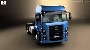 Volkswagen Constellation (19-390) Tractor Truck 2axle 2011 By 3D ...