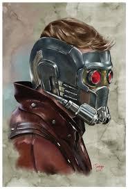 Star Lord Marvel Fan Art