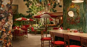 The Breslin Bar And Grill Melbourne by Faena Hotel Bar Restaurant That You Should Visit While In Miami