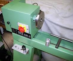 emco db 5 wood lathe