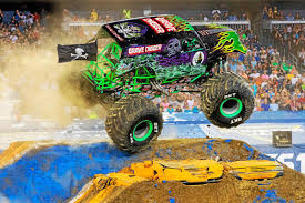 100 Monster Truck Oakland Jam Lands At Ford Field On Feb 3 Nation And World