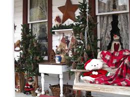 Primitive Decorating Ideas For Outside by 92 Best Primitive Christmas Porch Outdoor Displays Images On