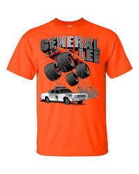 100 Monster Truck T Shirts Cooters Place Dukes Of Hazzard Museum