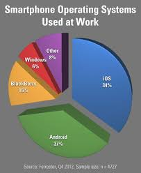What Smartphones and Tablets Do Information Workers Use and Want