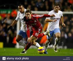 100 Torres Villa Liverpools Fernando Tussles With Wilfred Bouma And Stiliyan