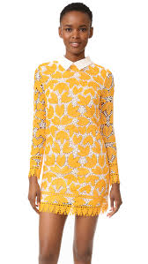 endless rose long sleeve all over lace dress shopbop