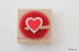 Rosette Box For Valentines Day