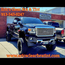 100 Truck Bra Another NFL Players Truck Done By Erics Clear Tint CQuartz