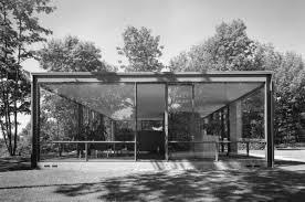 100 Define Glass House Ezra Stoller Philip Johnson New Canaan CT