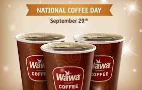 Dunkin Donuts Pumpkin K Cups Amazon by National Coffee Day Free Wawa Coffee Dunkin Donuts U0026 More 9 29