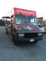 San Jose Meatball Food Truck LA Stainless Kings