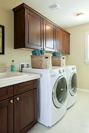 Cabinets Above The Washer And Dryer Are Great For Storing Your Detergent DryerButler PantryMudroomLaundry RoomRoom IdeasCabinets