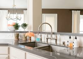 Kohler Strive Sink 29 by Before And After A Light Kitchen U0026 Bathroom Renovation La Dolce