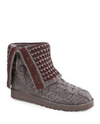 ugg boots knitted mindwise