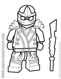 Lego Ninja Coloring Page Golden Pages Fancy This Cute Book Check Out These Ninjago