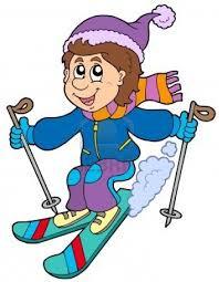 Coloriages Descente à Ski Frhellokidscom