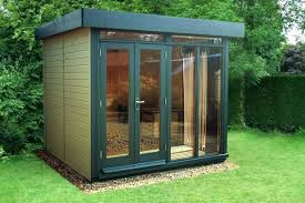 Interesting A Garden fice Shed Outdoor Inovative fice Outdoor