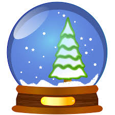 Christmas Snow Globe PNG Vector Clipart PSD Peoplepngcom