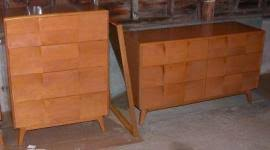 cost to deliver a heywood wakefield kohinoor dressers 4 drawer