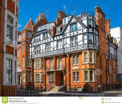 100 Kensington Church London Residential Aria Of With Row Of Periodic Buildings