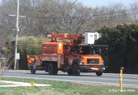 Asplundh Tree Expert Co. - Willow Grove, PA - Ray's Truck Photos