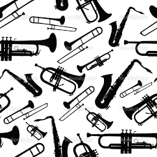 11 Pics Of Jazz Instruments Coloring Pages