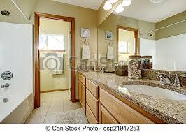 badezimmer oberseite kabinett spiegel granit eitelkeit