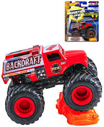 Best Backdraft Hot Wheels Monster Jam With Re-Crushable Car ... Monster Trucks Wintertionals Roll Into Salisbury Harrisburg Backdraft Wheelie Contest 31216 730pm Aftershock Truck Home Facebook Thomas The Tank Engine Likes Jam 124 Best Hot Wheels With Recrushable Car Xtreme Sports Inc Image 48slymsterjamthompsonbolingarena2016 88slymsterjamthompsonbolingarena2016 Backdraft Truck Hot Wheels Monster Jam Firetruck Fire Jeremy Slifo Jan 16 2010 Detroit Michigan Us January Trucks Are Anything But Dainty Eertainment 164